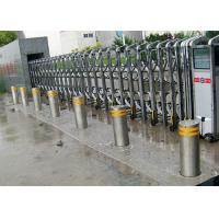 Wholesale Hydraulic Driven Rise Retractable Bollard Solutions For Car Entry Control from china suppliers