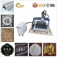Wholesale Homemade Horizontal Desktop CNC Router from china suppliers