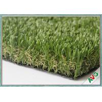 Wholesale Residential Area Garden Faux Artificial Grass Monofil PE + Curly PPE Material from china suppliers