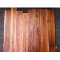 Buy cheap big leaf solid Acacia wood flooring from wholesalers