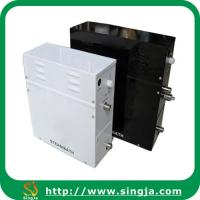 Buy cheap Black color steam generator for home usage from wholesalers
