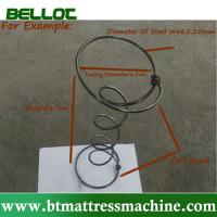Wholesale High Corbon Bonnell Spring For  Mattress Spring from china suppliers