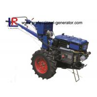 Wholesale Mini Diesel Good Quality Farm 10HP Small Walking Tractor Hand Operated Electric Start from china suppliers