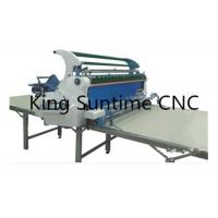 Wholesale 1KW Fabric Spreading Machine With Automatic Lifting Device Treamline Appearance from china suppliers