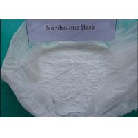 Wholesale Safe Raw Steroid Powders Muscle Building Steroid Nandrolones Base CAS 434-22-0 from china suppliers