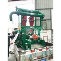 Wholesale TR Quality Desander for Foundation Bored Pile Bentonite Mud Recycling from china suppliers