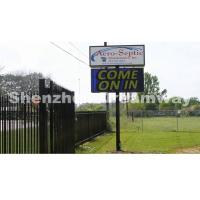 Wholesale RGB Advertising Outdoor LED Signs , EPISTAR PH16 Outdoor LED Display from china suppliers