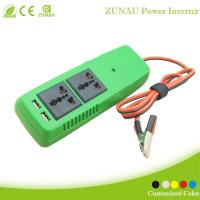Wholesale High quality cigarette lighter Power Supply 150W 12V DC to 220V AC Car Power Inverter Adap from china suppliers