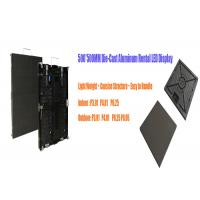 Wholesale Advertising P4.81 P3.91 led video wall performance show indoor and outdoor for events rental from china suppliers
