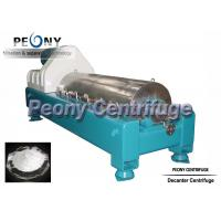 Wholesale PLW Series Horizontal Solid Bowl Separator Centrifuge for Barite Separation from china suppliers