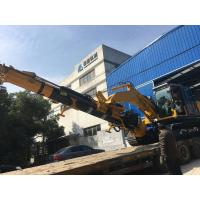 Wholesale Rotary Hydraulic Piling Rig Machine With Monitor Depth Control System EU EN791 Safety from china suppliers