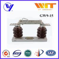 Quality 10KV 1.6KA Medium Voltage Disconnect Switch Elelctronic Isolator GW9-15 for sale