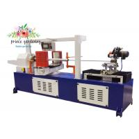 Buy cheap Customized Design High Quality XFJG-100CN Stainless steel Paper Tube Making Machine from wholesalers