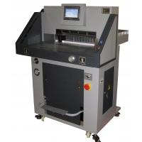 Wholesale Industrial Program Control Electric Paper Guillotine Cutter Machine Max Cutting 720mm from china suppliers