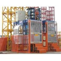 Wholesale 200 - 250m 1000 - 1800kg 2T Building construction Hydraulic hoist elevators from china suppliers