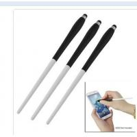 Wholesale Ultra Thin Black To White Touch Screen Capacitive Pen For Iphone Ipad -Wholesaler from china suppliers