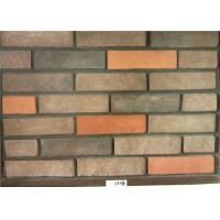 Wholesale Classical Exterior Faux Stone Veneer , Exterior Brick Veneer Heat - Insulation from china suppliers