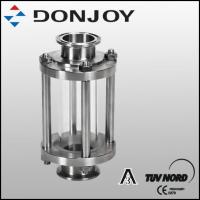 "Wholesale SS316L / 1.4404 sanitary tubular sight glass with clamped connection 1/2"" to DN10 from china suppliers"