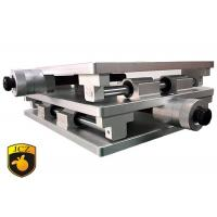 Wholesale laser Marker Manual linear positioning stage 220×330mm Use Linear Guide and Ball Screw from china suppliers