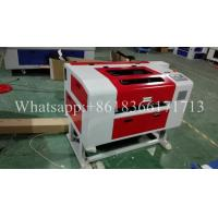 Wholesale Red color honeycomb table laser cutting and engraving machine laser machine 6040 from china suppliers
