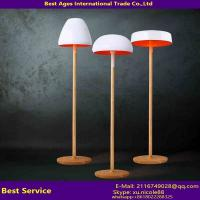 Wholesale Modern Wooden Tripod Floor Lamp from china suppliers