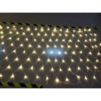 Quality led blanco cálido navidad luces netas(warm white led christmas light net) for sale