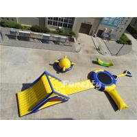 Wholesale Seashore Funny Inflatable Water Park Games For Aquatic Parks Custom Design from china suppliers