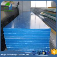 Wholesale Virgin Material Anti Abarsion Hdpe UHMWPE Panel Factory Export Price Colorful Sheet SGS ISO Certificate from china suppliers