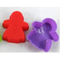 Wholesale Odorless Silicone Kitchenware Products Chocolate Santa Molds For Homemade Cake from china suppliers