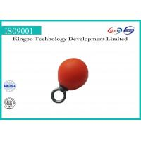 Wholesale UL Test Finger Probe Test Rubber Ball For Dynamic Stability Testing from china suppliers
