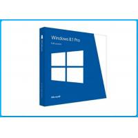 Wholesale Microsoft Windows 8.1 Pro - Geniune license OEM Key Retail pack activated by computer online from china suppliers