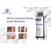 Buy cheap High Power 808nm Diode Laser Epilation Machine Permanent Hair Removal from wholesalers