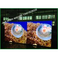 Wholesale High Resolution Indoor Full Color Led Display Video With Double Screen For Advertising from china suppliers