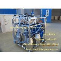 Wholesale Petrol Power Mobile Milking Machine With Electric Motor And Gasoline Engine from china suppliers
