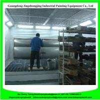 Buy cheap Hight Efficient Energy Saving Furniture Spray Booth For Painting And Baking from wholesalers