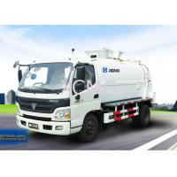 Wholesale Food Waste Collection Trucks XZJ5070TCA For The Food Waste From Hotel, Restaurant from china suppliers