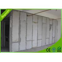 Wholesale Concrete Prefabricated House With Low Cost EPS Cement Sandwich Panel from china suppliers