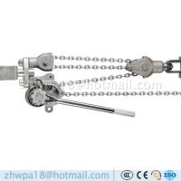 Wholesale Manufacture aluminium alloy wire rope hoist from china suppliers