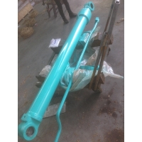 Wholesale YN01V00153F1 sk200-8 bucket cylinder kobelco machinery parts tie rod cylinder weld cylinder from china suppliers