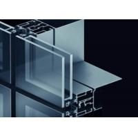 Wholesale Strong Adaptability Stainless Steel Curtain Wall With Good Water / Air Tightness from china suppliers