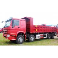 Wholesale Sinotruk Heavy Duty Dump Truck 8x4 Used For Construction Projet In African Countries from china suppliers