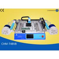 Wholesale Chmt48vb Table Top Pick And Place Smt Machine With 58pcs Feeders from china suppliers