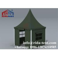 Wholesale Easy Up Green Pagoda Party Tent Hard Pressed Extruded Aluminum 6061/T6 from china suppliers