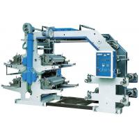 Quality High Speed Express Bag Making Machine , 4 Color Flexo Printing Machine for sale