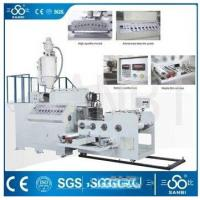 Wholesale Single Layer Stretch Film Making Machine , HDPE LDPE Film Blowing Machine from china suppliers