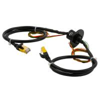 Buy cheap Compact-designed Capsule Slip Ring Transferring 100M Ethernet and Electricity from wholesalers