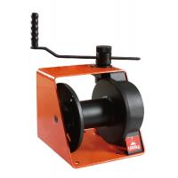 Wholesale HWV Type Hand Winch , Heavy Duty Electric Winches With Self - Lock Device from china suppliers