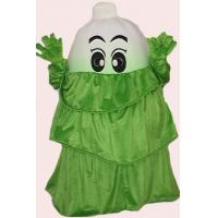 Wholesale custom handmade chinese cabbage mascot cartoon vegetable costumes for cosplay  from china suppliers