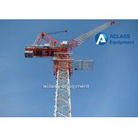 Wholesale Industrial 6t Small Luffing Jib Small Tower Crane / Hydraulic Mobile Crane from china suppliers