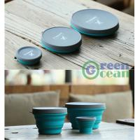 Buy cheap Silicone cup, Silicone bowl, Foldable cup, Foldable bowl, Noodle bowl, Rrice bowl, Travel cup, Travel Bowl from wholesalers